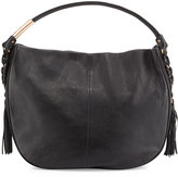 Foley + Corinna La Trenza Leather Hobo Bag