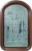 Rejuvenation Late 19th Century Arched Mirror c1870