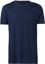 Belstaff classic T-shirt - men - Cotton/Linen/Flax - M