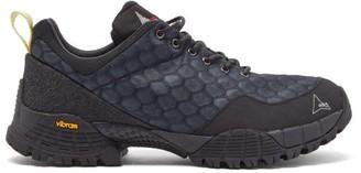 ROA Oblique Mesh Hiking Shoes - Black Multi