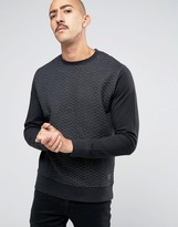 Brave Soul Textured Sweater