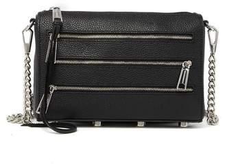 Rebecca Minkoff Mini 5 Zip Leather Crossbody\n