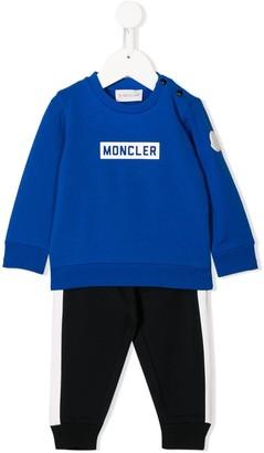 Moncler Enfant Two-Piece Sweatpants Set