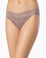 Soma Intimates All Over Lace Thong