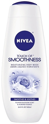 Nivea Touch of Smoothness Moisturizing Body Wash
