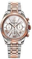 "Thomas Sabo Watches, Women Women's Watch ""DIVINE CHRONO"", Stainless steel"