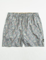 Imperial Motion Absinthe Mens Swim Trunks
