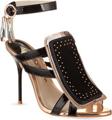 Sorel Marissa Sandals - for Women, Black/Other