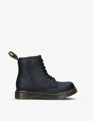 Dr. Martens 1460 Lace-Up Leather Ankle Boots 6-9 Years