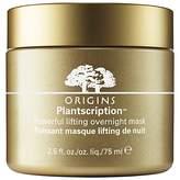 Origins Plantscription Powerful Lifting Overnight Mask, 75ml