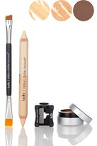 Billion Dollar Brows Power Brow 4-Piece Bundle - Light Brown
