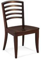 Sofian Contemporary Solid Wood Dining Chair Latitude Run Color: Chocolate
