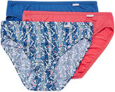 Jockey Elance Supersoft 3-pk. French-Cut Panties - 2071