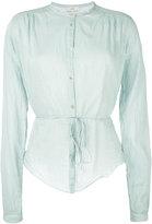 Forte Forte belted shirt - women - Silk/Cotton - II