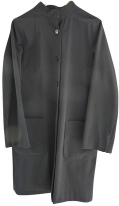 Max Mara 's Anthracite Trench Coat for Women Vintage