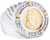 Tagliamonte Neoclassical Venetian Cameo Ring