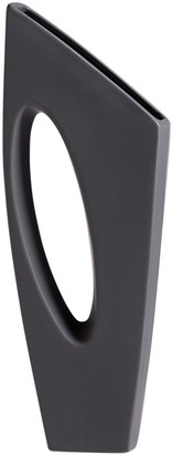 Torre & Tagus Vector 20In Tall Ceramic Vase