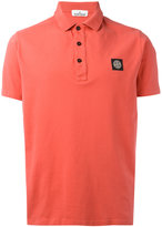 Stone Island classic polo shirt - men - Cotton/Spandex/Elastane - L