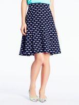 Kate Spade Bow tie flirt skirt