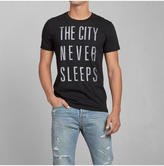 Abercrombie & Fitch Message Graphic Tee
