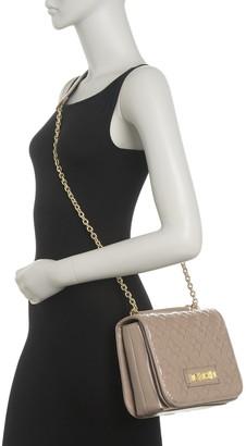 Love Moschino Borsa Quilted Rosa Crossbody Handbag