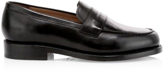 Grenson G2 Peter Leather Penny Loafers
