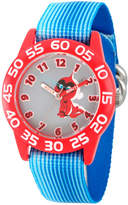 Disney The Incredibles 2 Jack-Jack Boys Blue Strap Watch-Wds000573