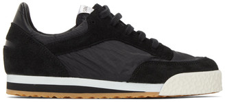 Spalwart Black Pitch Low Sneakers