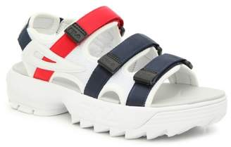 Fila Disruptor Platform Sandal