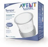 Philips Tempo Liners, 4 Ounce, 50 Count