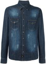 Philipp Plein Hiva denim shirt - men - Cotton - M