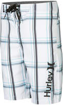Hurley Puerto Rico Plaid Board Shorts, Big Boys