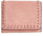 Rebecca Minkoff Women's Mini Vanity Leather Wallet - Pink