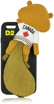 DSQUARED2 Black Silicone iPhone 6 Cover