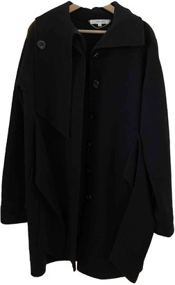 Vanessa Bruno Black Cotton Coat for Women