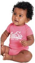 Carter's Infant Girls' Little Sis Cutest Ever Cotton Bodysuit