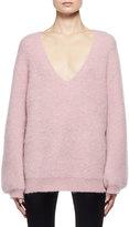 Tom Ford Oversized Cashmere V-Neck Sweater