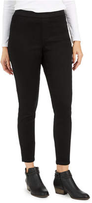 Style&Co. Style & Co Petite Fleece-Lined Skinny Jeggings