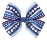 Gymboree Fair Isle Bow