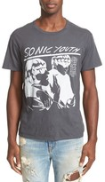 R 13 Men's Sonic Youth Graphic T-Shirt