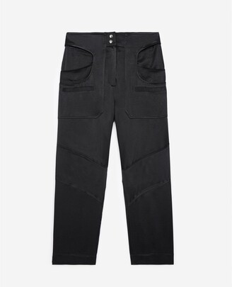 The Kooples Cargo trousers with pockets