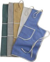 Cotton-Linen Pocket Apron