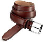 Charles Tyrwhitt Brown leather formal belt