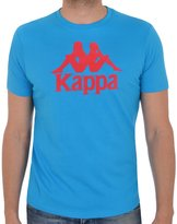 Kappa Mens Authentic Logo Short Sleeve T-Shirt
