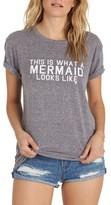 Billabong Women's I'M A Mermaid Tee