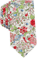Bar III Men's Isabella Floral Skinny Tie, Created for Macy's