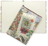 Christian Lacroix NEW London A5 Notebook