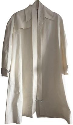 Brock Collection Beige Cotton Coat for Women