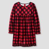 Kid's Buffalo Plaid Pajama Shirt