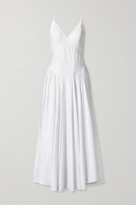 TOVE Maren Organic Cotton Maxi Dress